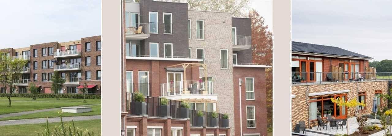 Appartementen met VPT Opella