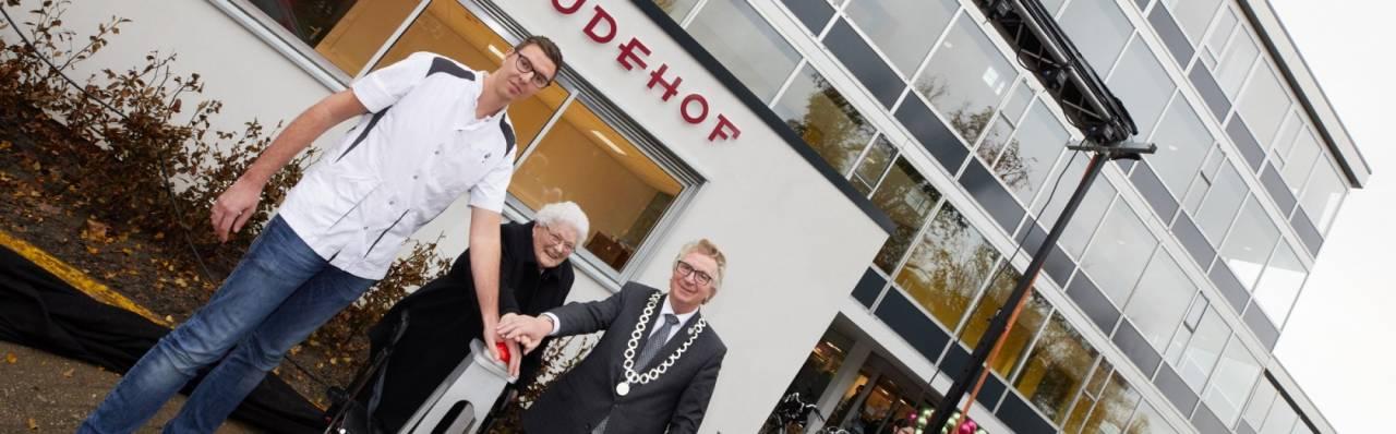 Opening De Nudehof