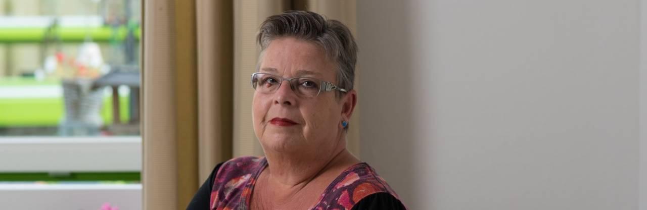 Diana Bouwmeester verpleegkundige Walraven Opella